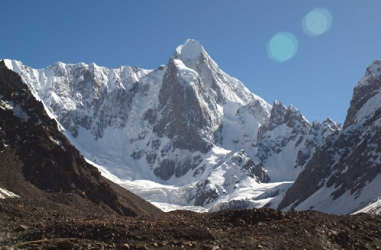 Мачу Пик (Machu Peak). Фото Peter Thompson
