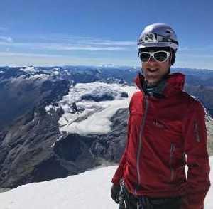 Алекс Мотыка - австралийский альпинист с украинскими корнями