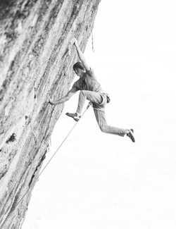 Мэтти Хонг проходит свою первую в карьере сложность 9b на маршруте
