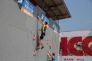 Даниил Болдырев - бронзовый призёр третьего этапа Кубка Мира по скалолаазнию