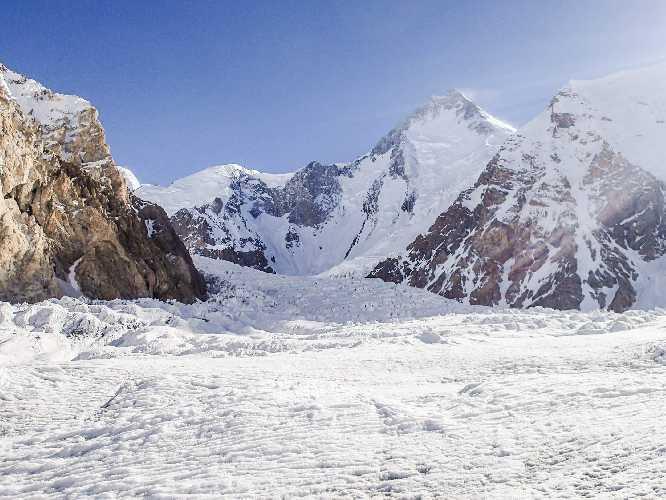 Восхождение на Гашербурум 2. Фото kuluarpohod . com