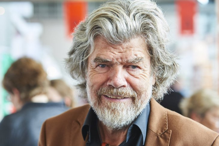 Райнхольд Месснер (Reinhold Messner). Фото ispo . com