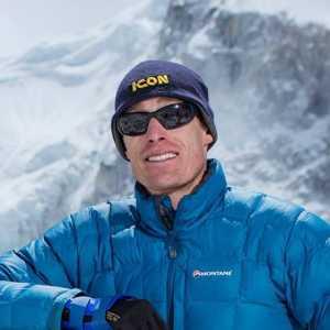 Австралийский альпинист Стив Плэйн установил новый мировой рекорд в скорости прохождения задачи