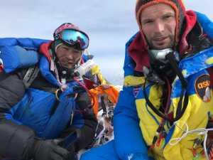 Украинские альпинисты оставили на вершине Эвереста криптовалюту на сумму 50 000 долларов!
