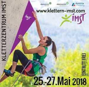 В австрийском Имсте состоится молодежный Чемпионат Европы по скалолазанию. От Украины выступят 19 спортсменов