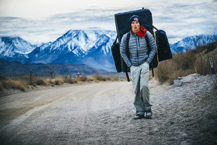 Александр Мегос (Alexander Megos) в США (регионBishop). Фото Ken Etzel