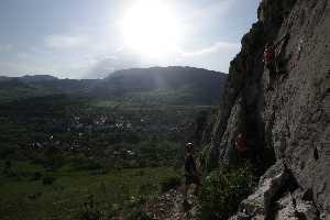 Rimetea climbing open 2018. Фото Евгения Грицку