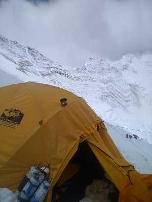 Впервые на вершину восьмитысячника Лхоцзе поднялся балкарец