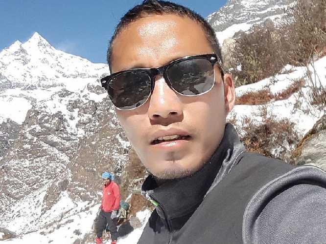 Дамай Сарки Шерпа (Damai Sarki Sherpa)