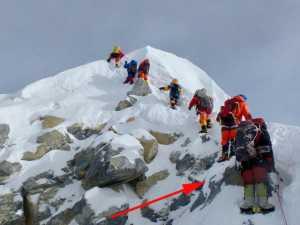 На Эвересте больше нет