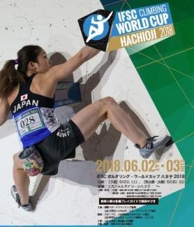 В ближайшие выходные украинские скалолазы примут участие в Кубке Мира и молодёжном Кубке Европы