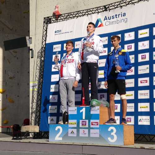Ярослав Ткач - бронзовый призёр соревнований. Фото Анастасия Уварова