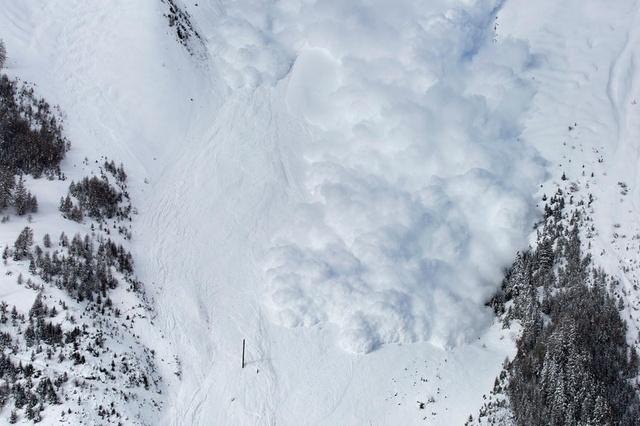 Зима 2017/18 была одной из «самых снежных за последние 30 лет» в районах, находящихся на высоте 1500 метров над уровнем моря.  (Keystone)