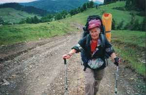 На 75 году жизни умерла старейшая альпинистка Украины Мария Брага