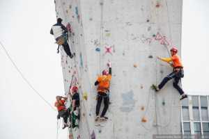 В Харькове состоится Кубок Украины по технике альпинизма памяти Игоря Свергуна