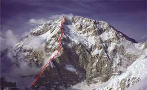 Колин Хейли устанавливает скоростной рекорд восхождения на высочайшую вершину Северной Америки - гору Денали