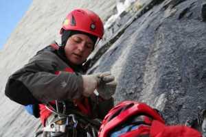 Украинская альпинистка Марина Коптева вошла в лонг-лист престижнейшей премии