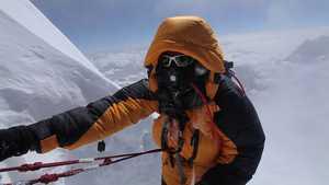 Восхождение на Эверест в потрясающей Full HD видеосъемке
