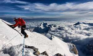 Британские альпинисты открыли новую вершину в индийских Гималаях