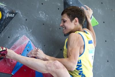 Украинец Фёдор Самойлов выиграл золотую медаль студенческого чемпионата мира по скалолазанию!