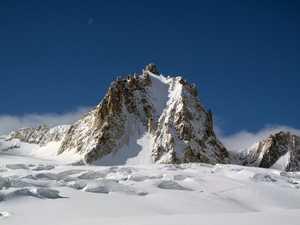 Два французских альпиниста погибли на Монблане