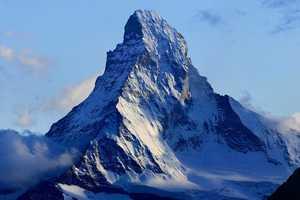 Российский альпинист погиб при восхождении на Маттерхорн