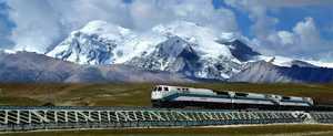 Перспективы открытия железной дороги к Эвересту