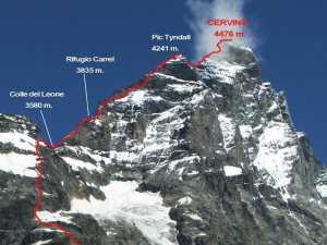 Альпинист из Молдавии погиб при восхождении на Маттерхорн