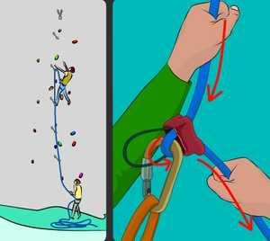 Азы лазанья с веревкой в картинках
