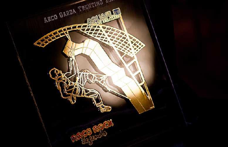 "Премия ""Climbing Ambassador"" от AQUAFIL. Дизайн 2018 года"
