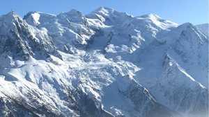 Восхождение на Монблан по стандартному маршруту временно закрыто для альпинистов!