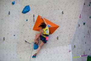 О Европейских юношеских соревнованиях по скалолазанию глазами харьковских спортсменов