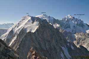 При восхождении на вершину Укю погиб альпинист из Беларуси