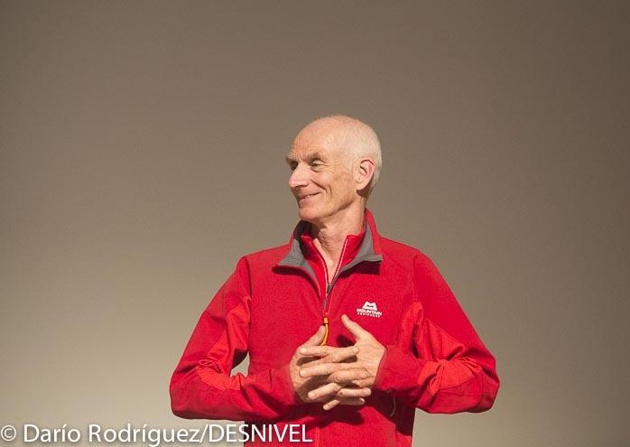 Рик Аллен (Rick Allen) во время вручения премии Золотой Ледоруб 2013