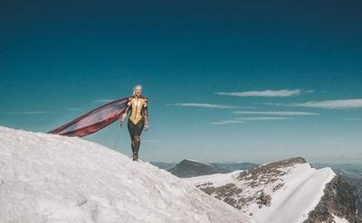 Шведская альпинистка Эмма Свенссон установила мировой рекорд, поднявшись на вершины всех европейских стран менее чем за 1 год!