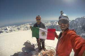 Два альпиниста из Мексики погибли при восхождении на вершину Артесонраху в Перу