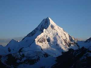 Альпинисты из Голландии совершили первое восхождение на гору Качьянт (Kachqiant) высотой 5990 метров в Пакистане