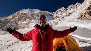 Альпинист из Индии Арджун Ваджпа стал самым молодым в мире, кто прошел 6 восьмитысячников планеты!