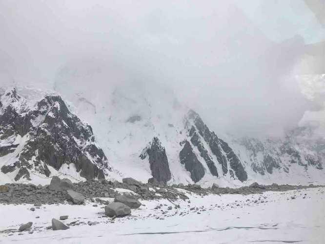 Непогода на Латок I 30 июля. Фото mountain.ru