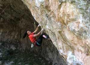 14-летняя скалолазка Сео Чахуон из Южной Кореи стала первой женщиной в Азии, которая прошла сложность 9а!