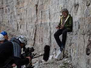 Райнхольд Месснер снимает новый фильм. Премьера состоится в августе 2019 года