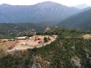 Пять туристов погибли на Корсике во время наводнения в каньоне