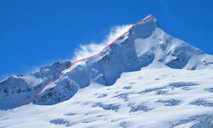 В Новой Зеландии с горы Аспайринг спасли альпиниста, который провел 7 дней в снежной пещере