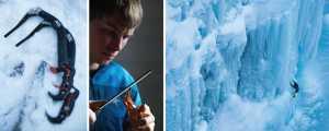 В преддверии ледолазного сезона: прохождение ледопада Кофьорд в Норвегии