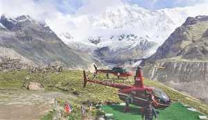 В Непале расследуют мошеннические действия со спасательными вертолетами, привлекаемые на помощь альпинистам