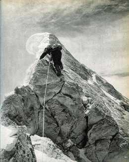 В канун 60-летия первого в истории восхождения на вершину Гашербрум IV (7932м) скончался последний альпинист этой экспедиции - Джузеппе Оберто