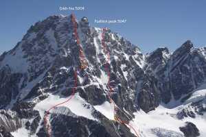 В Кабардино-Балкарии из-за схода лавины погибли 4 альпиниста