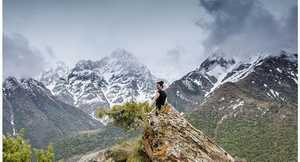 На юге Казахстана три горных пика переименуют в честь биев