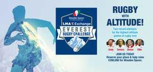 На Эвересте планируют установить два рекорда Гиннеса по регби