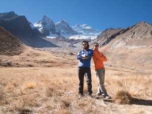 Рунгофарка: первое восхождение на Гималайскую вершину. Как это было